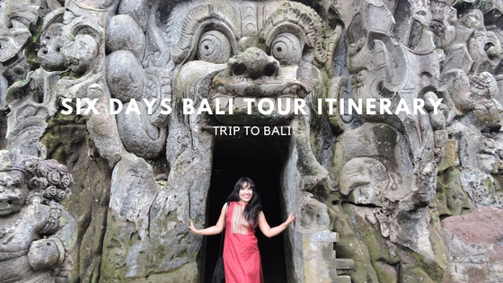 My Solo Trip To Bali (Six Days Itinerary)
