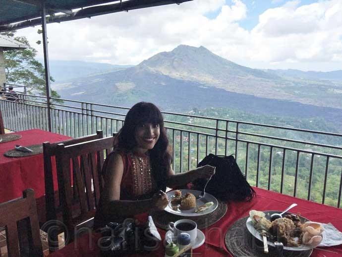 Tepi Danau Restaurant in Kintamani, Bali