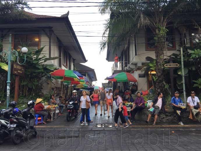 Ubud Market in Ubud