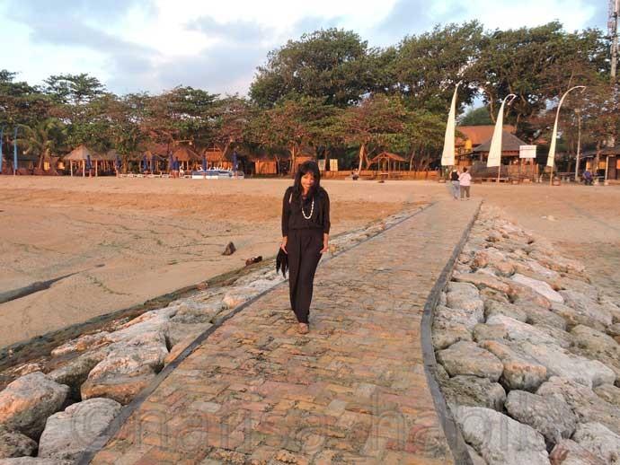 Sindhu Beach in Sanur