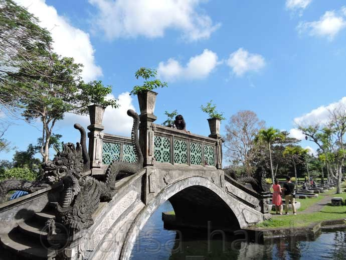 Tirta Gangga Royal Water Palace