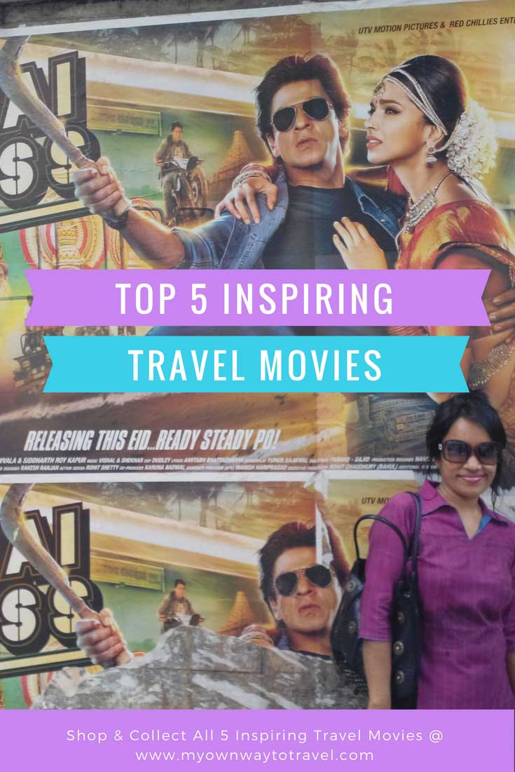 Top 5 Bollywood Movies That Inspire Travel