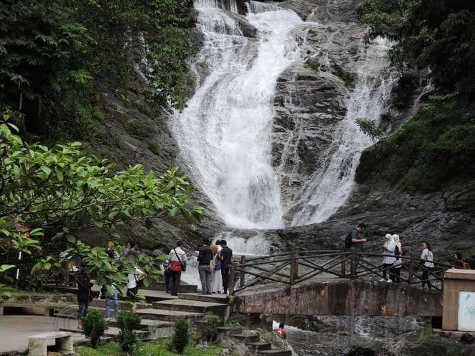 Cameron Highlands Waterfall