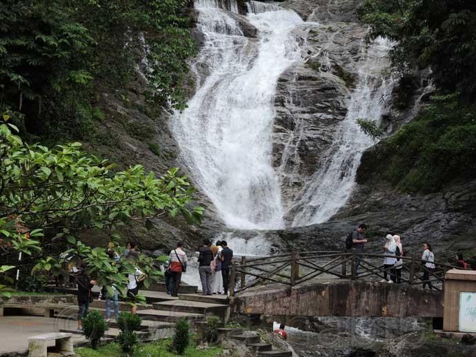 Cameron Highlands Waterfall