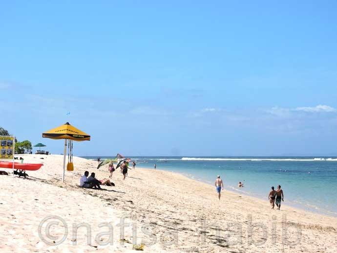 Geger Beach in Nusa Dua