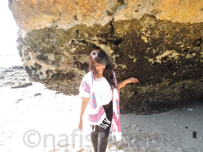 Labuan Sait Beach in Bali