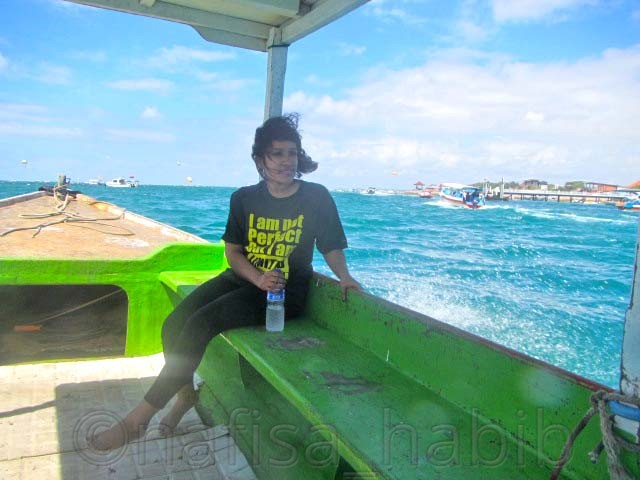 Tanjung Benoa Beach in Bali