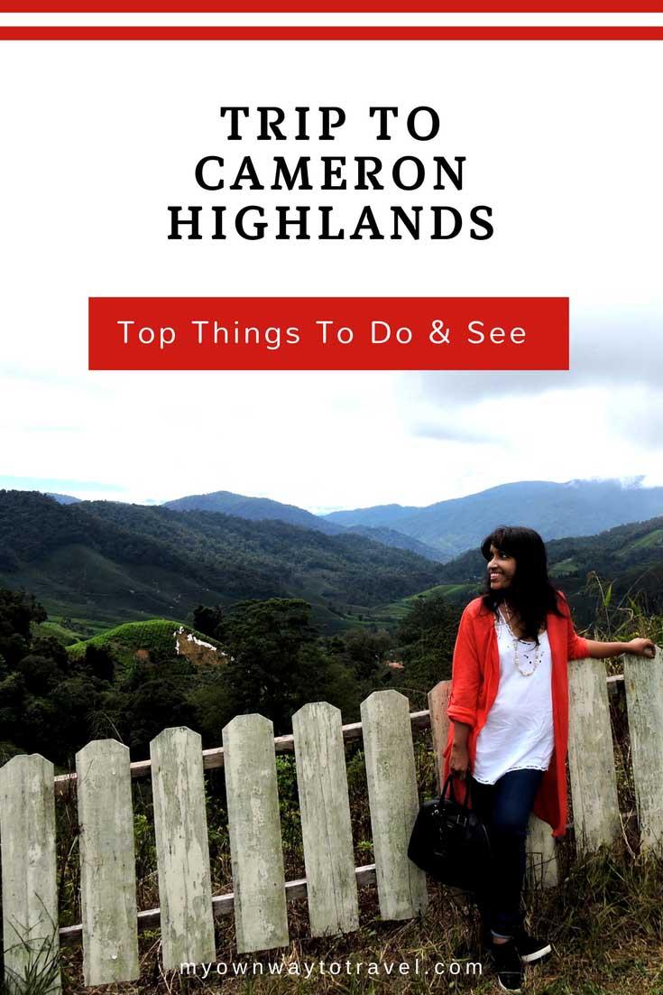 Trip To Cameron Highlands