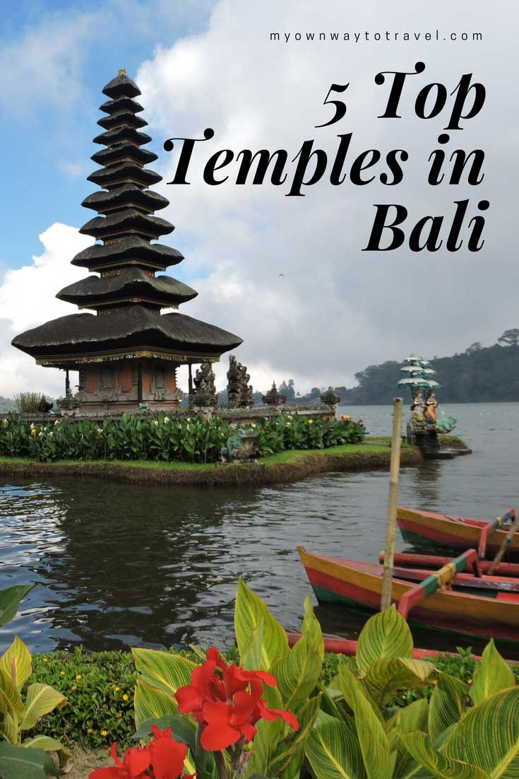 Top Temples in Bali Worth To Visit