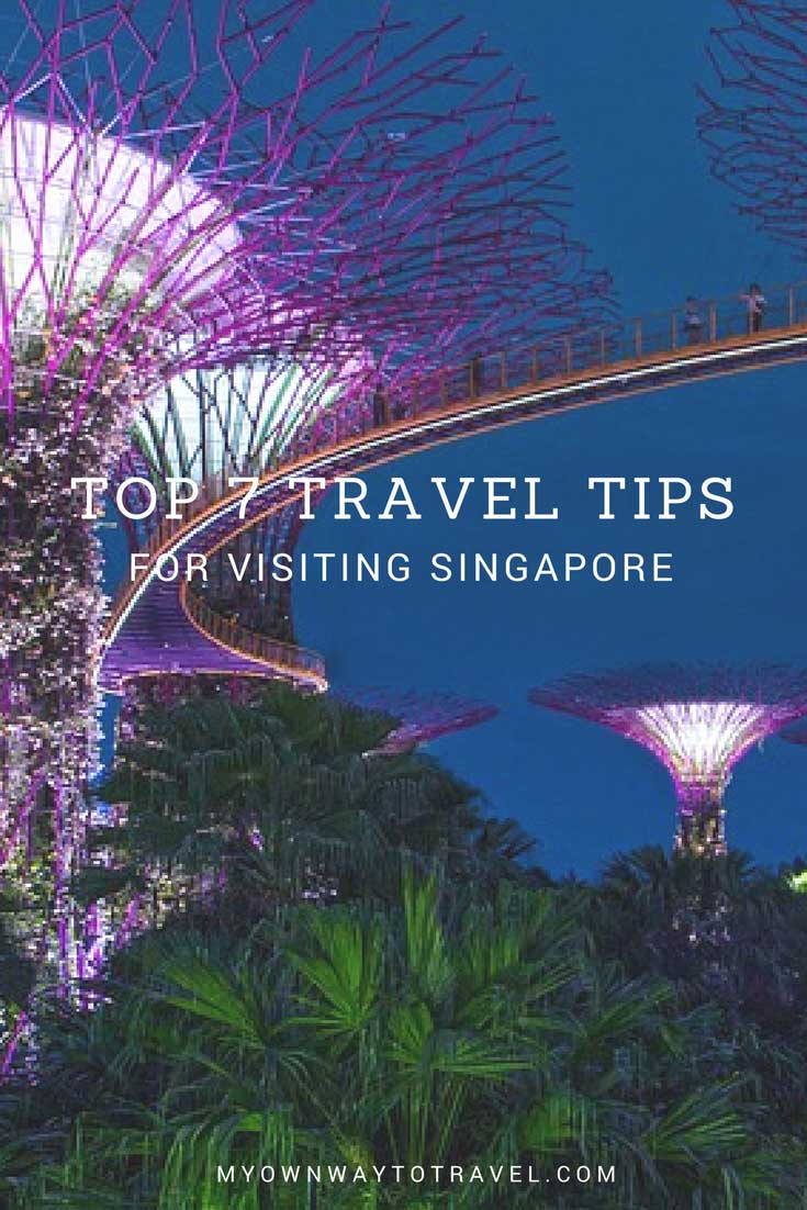 Top 7 Tips for Visiting Singapore