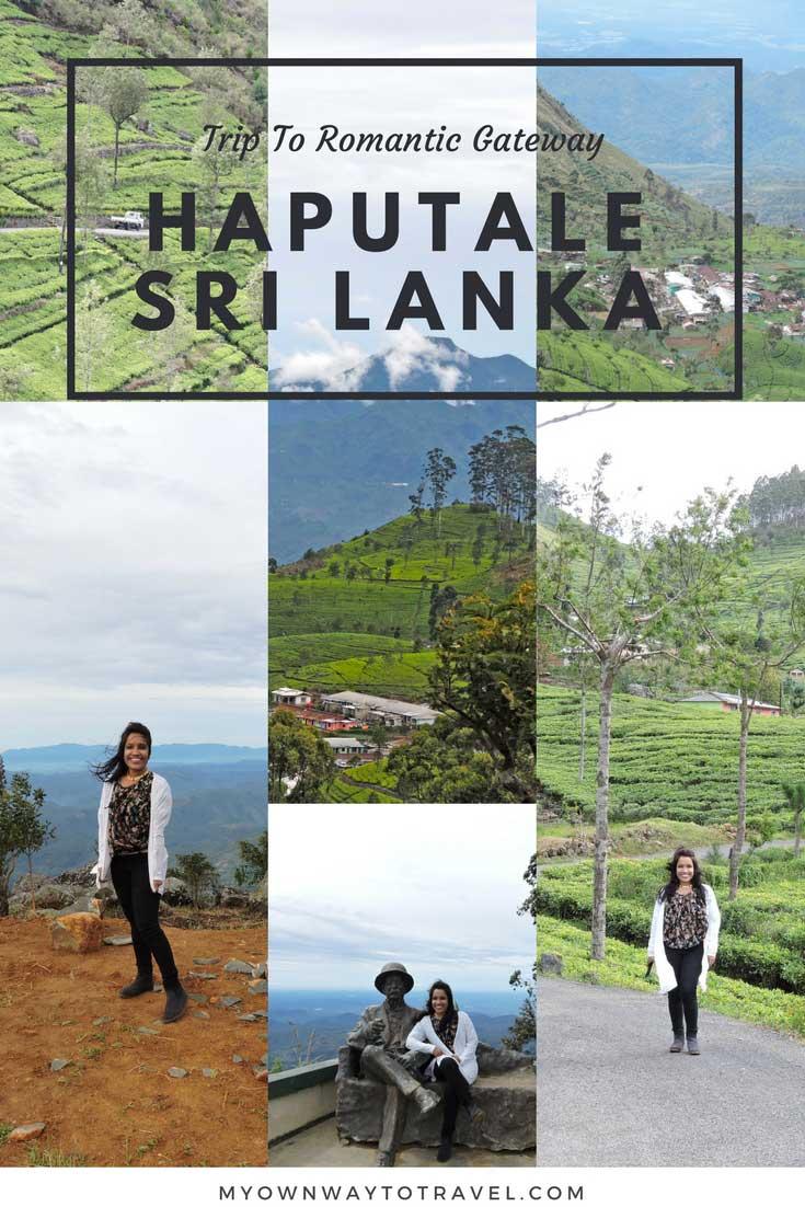 Trip To Haputale In Sri Lanka