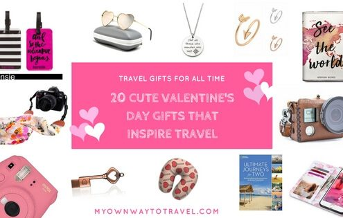 All Time Travel Gift Ideas For Travelers