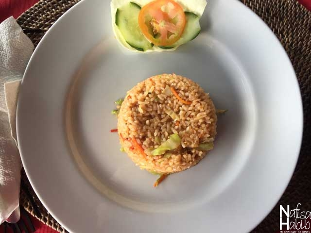 Balinese Fried Rice Nasi Goreng