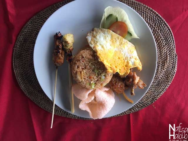 Nasi Goreng National Dish of Bali