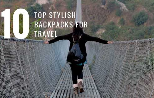 10 Top Stylish Backpacks for Women Travelers