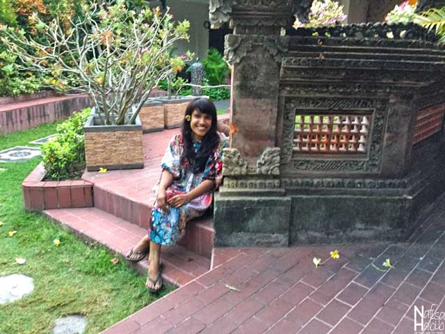 Cozy Moment at Ari Putri Hotel Garden