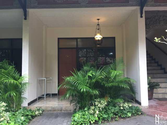 Standard Room Balcony at Ari Putri Hotel