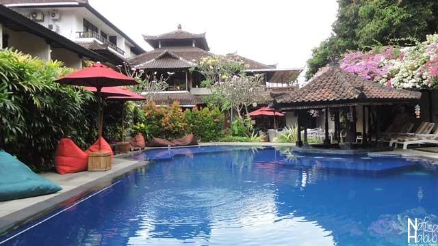 Indoor Swimming Pool of Ari Putri Hotel
