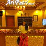 My Cozy Stay at Ari Putri Hotel in Bali