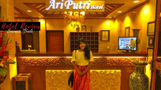 Traditional Ari Putri Hotel in Bali