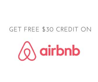 Get $30 in Travel Credit of Your First Adventure on Airbnb