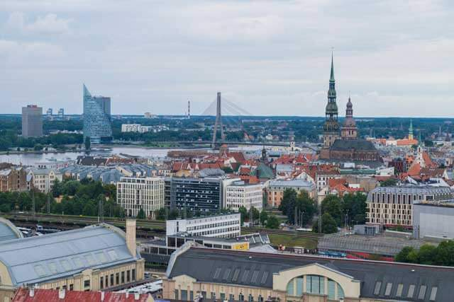 Affordable Tourist Destinations in Europe - Riga in Latvia