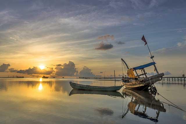 Bai Dai Beach - Phu Quoc Island in Vietnam