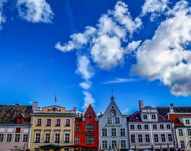 Cheap Cities in Europe - Estonia's Tallinn