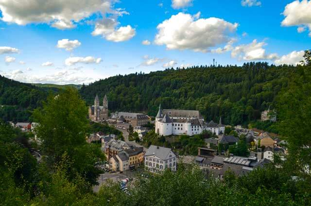 Cheap Holiday Destinations in Europe - Luxembourg city in Luxembourg