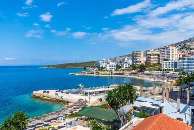 Cheap Holiday Destinations in Europe - Saranda in Albania