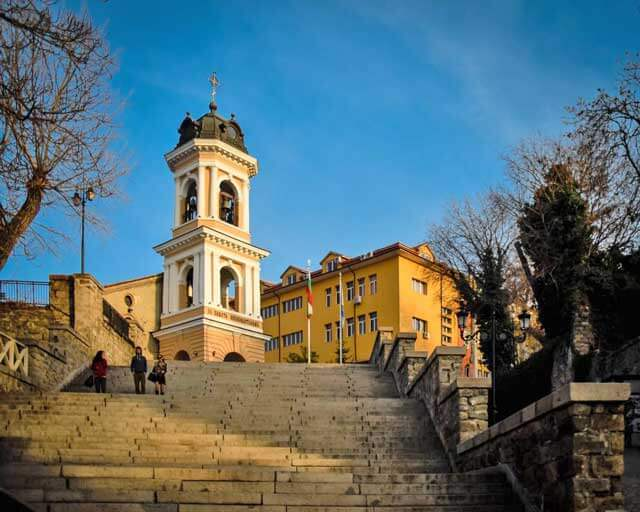 European Capitals of Culture - Plovdiv in Bulgaria