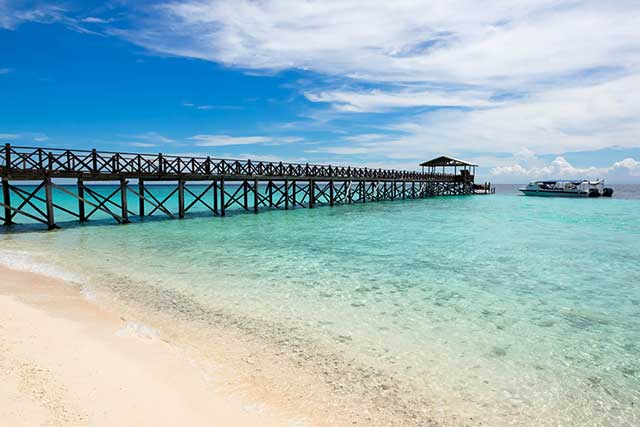 Top Travel Tips on Southeast Asia Vacation - Sipadan Island in Sabah, East Malaysia