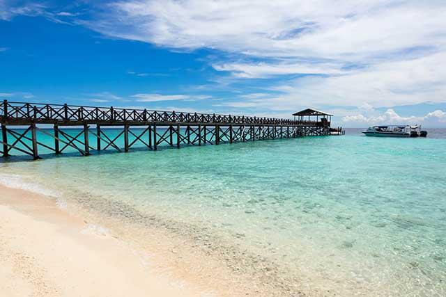 Top Travel Tips on Southeast Asia Vacation - Sipadan Island in Sabah, East Malaysia