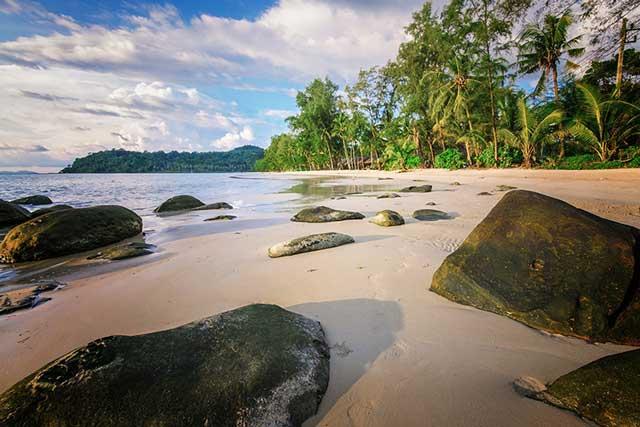 Ta Pho Beach - Koh Kood in Thailand