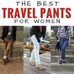 Best Travel Pants for Women (Stylish & Comfortable)