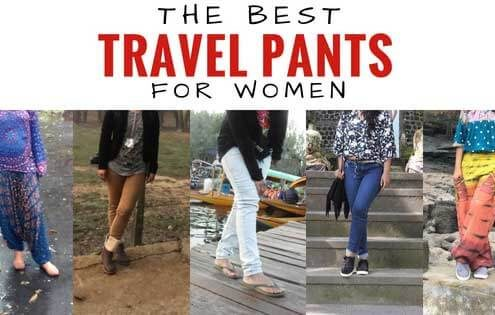 The Best Travel Pants For Women - Stylish & Comfortable Travel Pants For Any Trip