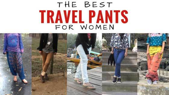 Best Travel Pants for Women (Stylish & Comfortable)