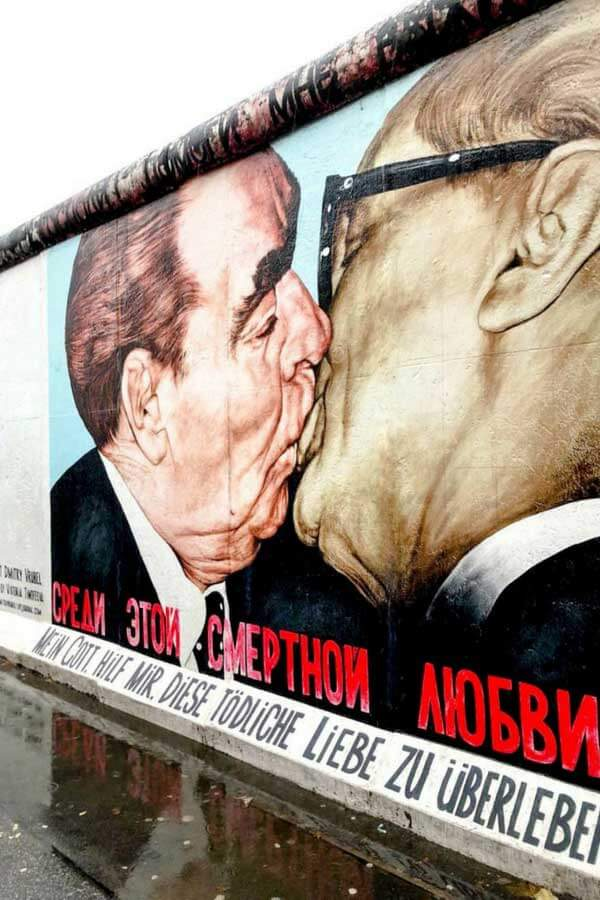 Top Sightseeing Attractions in Europe - Berlin Wall