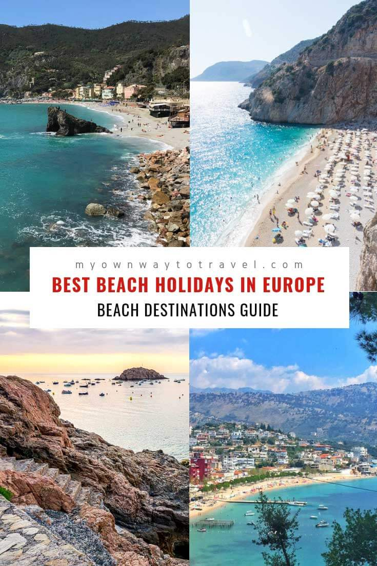A Complete Beach Destinations Guide - Beach Holidays in Europe
