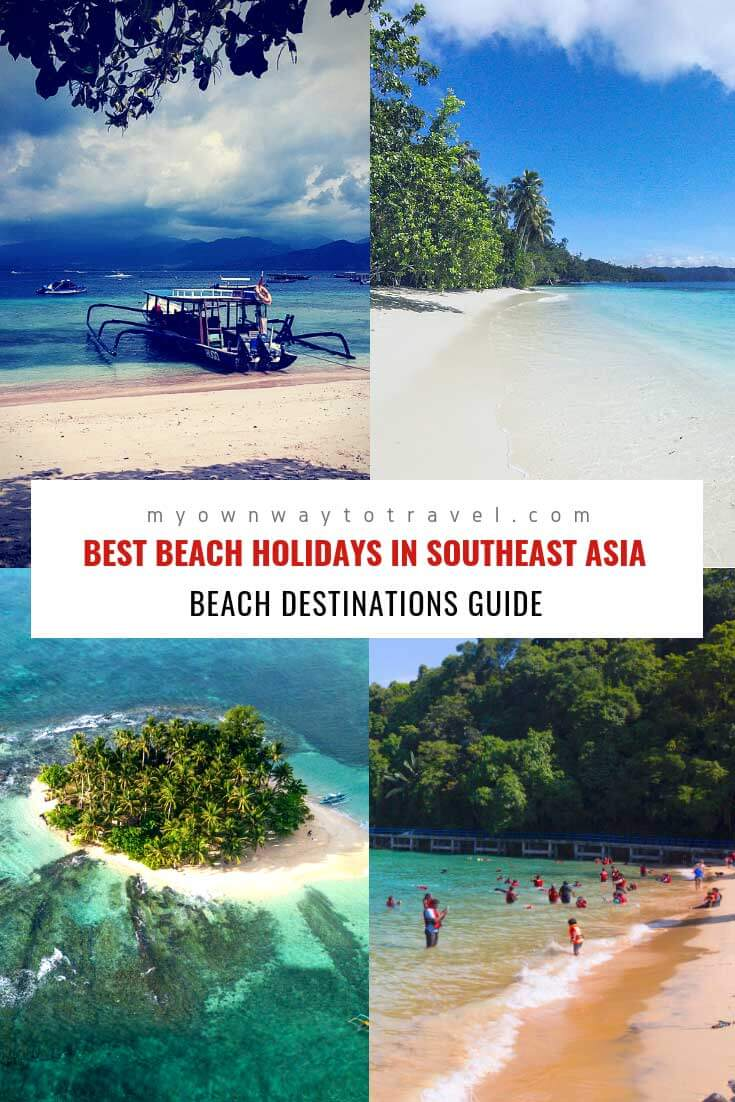 A Complete Beach Destinations Guide - Best Beach Holidays in Southeast Asia