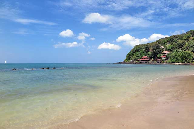 Ao Mai Pai Beach of Koh Lanta in Thailand