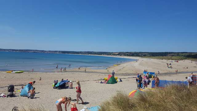 Beach Holiday Destinations - Cornwall in UK