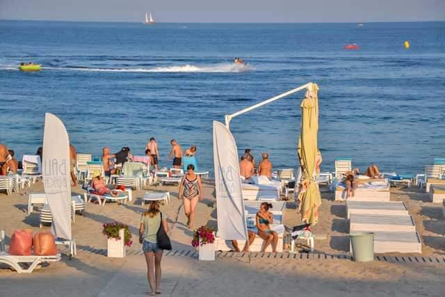Cheap Beach Holiday Destinations - Odessa in Ukraine