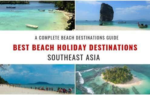 Best Beach Destinations in Southeast Asia