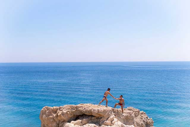 Best Beach Holiday Destinations in Europe - Cyprus