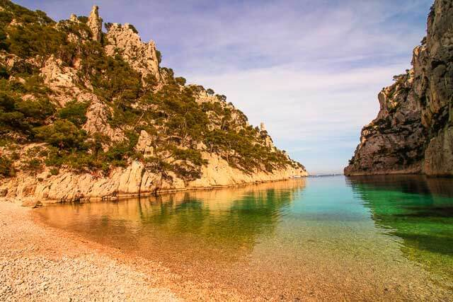 Beach Destinations in Europe - Calanques in France