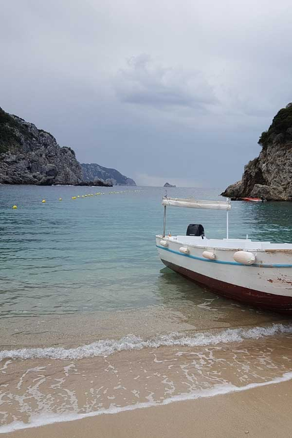 European Affordable Beach Destination - Corfu in Greece