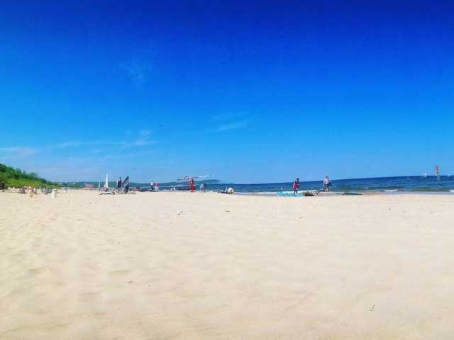 Beach Destinations in Europe - Sopot in Poland