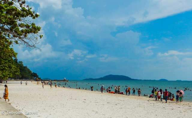 Best Beach Holidays in asia - Kep Beach in Cambodia