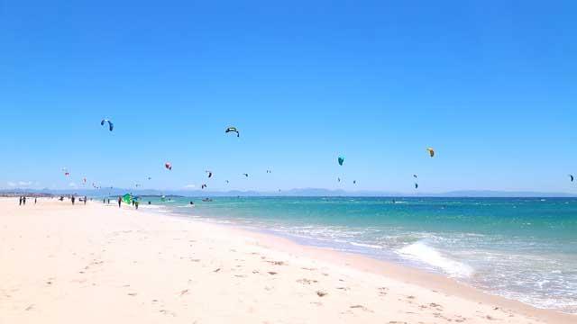 Best Kitesurfing in Europe - Tarifa in Spain